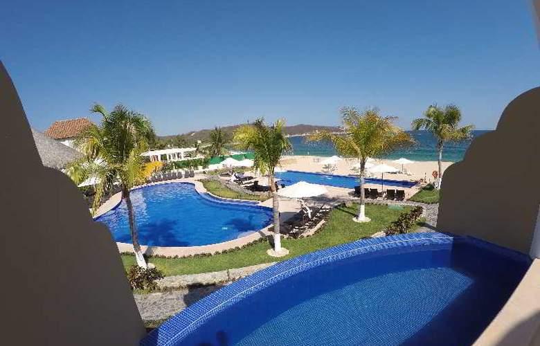 Quinta Bella Huatulco - Terrace - 24