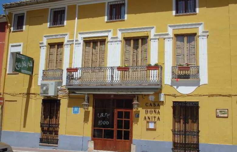 1900 Casa Anita - Hotel - 0