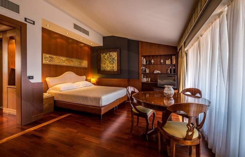 Grand Hotel Assisi - Room - 9
