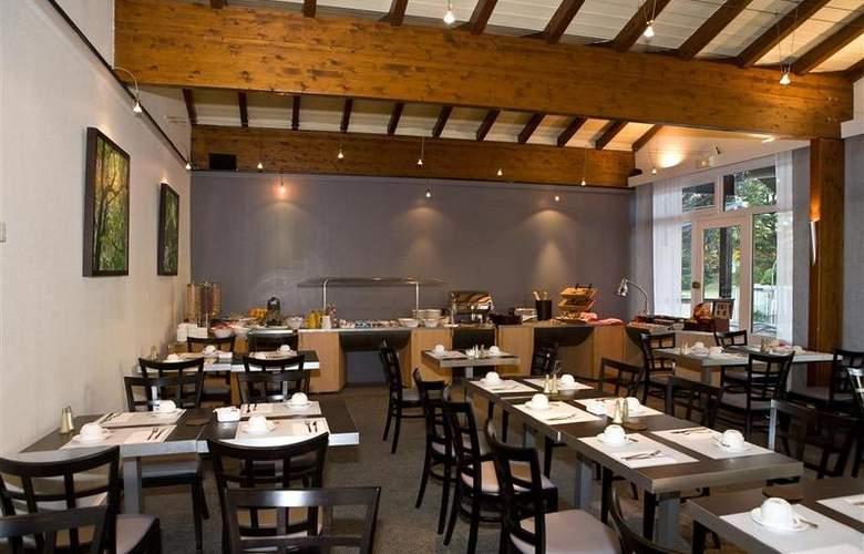 Novotel St Etienne Aéroport - Restaurant - 16