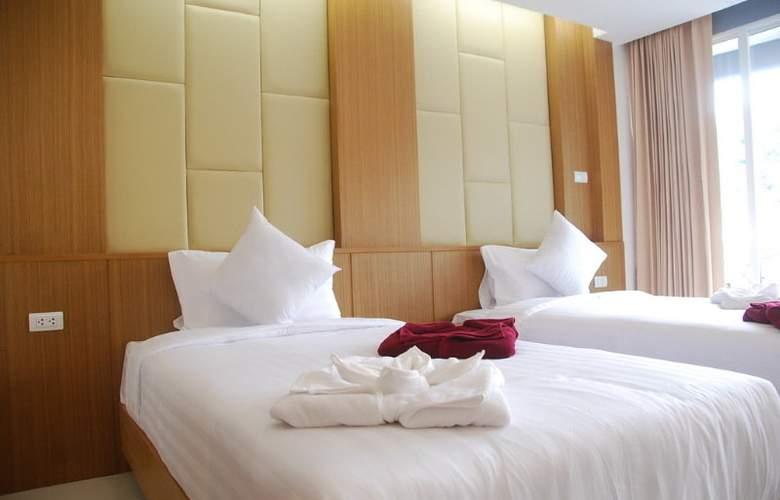 Hallo Patong Dormtel & Restaurant - Room - 7
