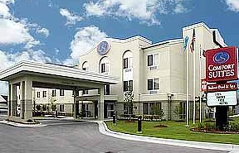 Comfort Suites Central/I-44 - Hotel - 0