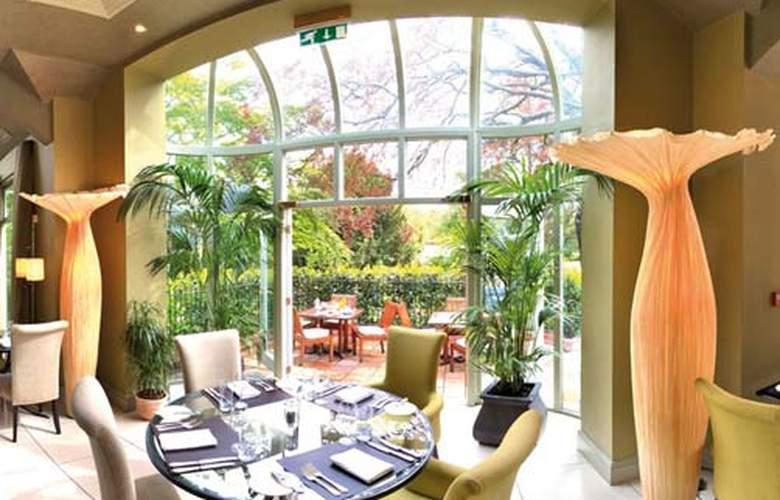 Hayfield Manor - Restaurant - 18