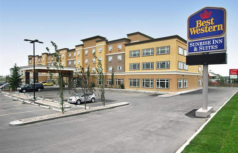Best Western Sunrise Inn & Suites - Hotel - 55