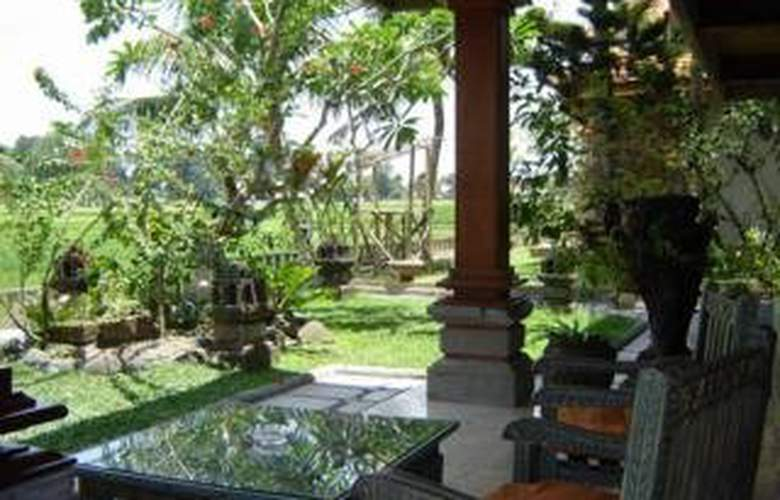 Green Field Hotel and Bungalow - Terrace - 8