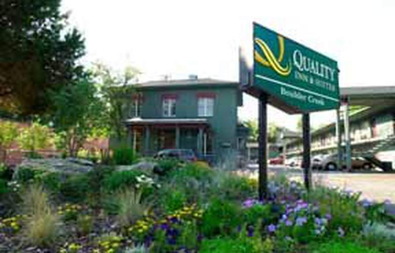 Quality Inn & Suites Boulder Creek - Hotel - 0