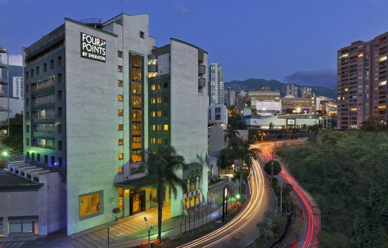 Four Points By Sheraton Medellin - General - 3