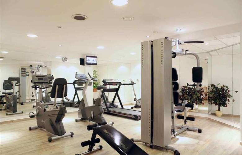 Mercure Hannover City - Hotel - 52