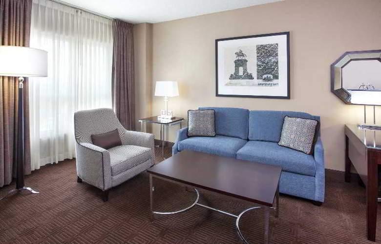 Sheraton Suites Houston near the Galleria - Room - 30