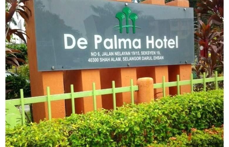 De Palma Hotel Shah Alam - Hotel - 4
