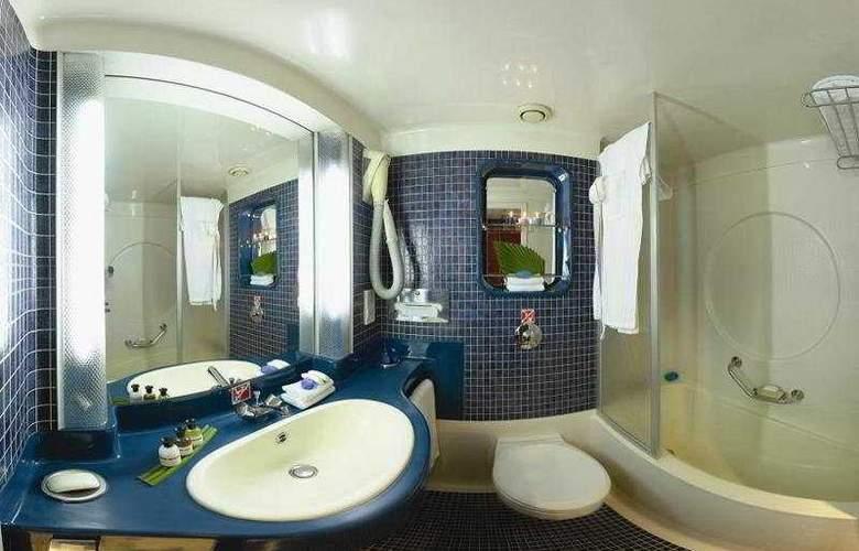 Moevenpick Radamis I Nile Cruise - Room - 5