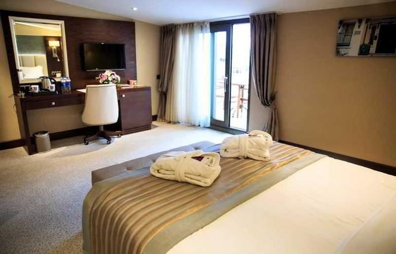 CLARION HOTEL&SUITES ISTANBUL SISLI - Room - 5