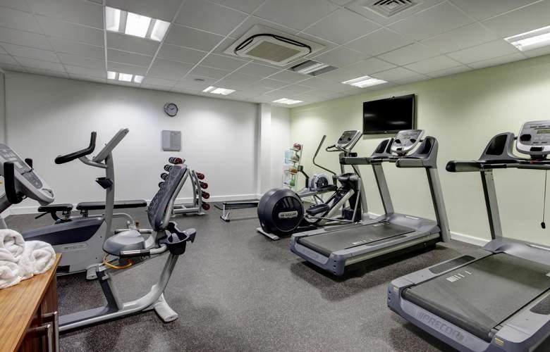 Holiday Inn London-Luton Airport - Sport - 6