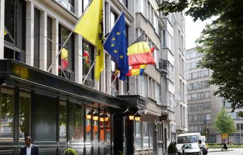 Plaza Hotel Antwerp - Hotel - 0