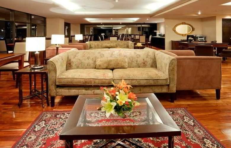 Crowne Plaza Hotel de Mexico - Hotel - 23