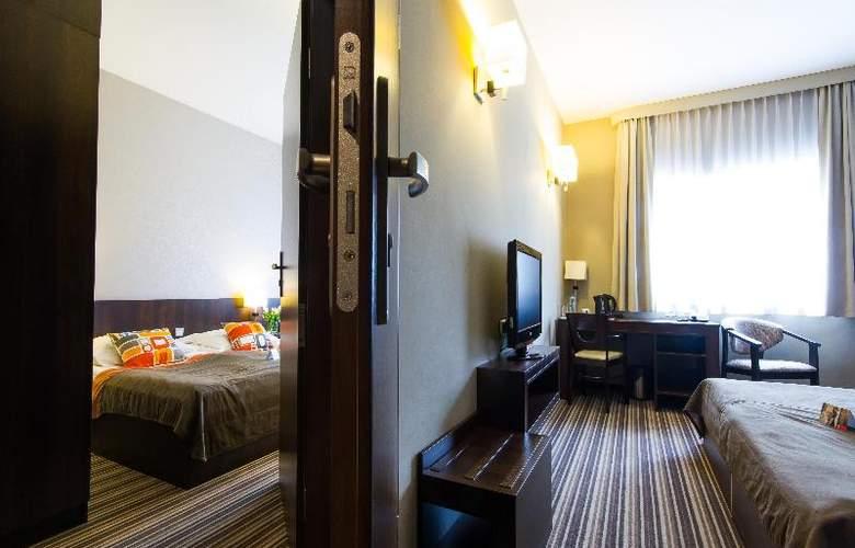 Park Hotel Diament Wroclaw - Room - 15