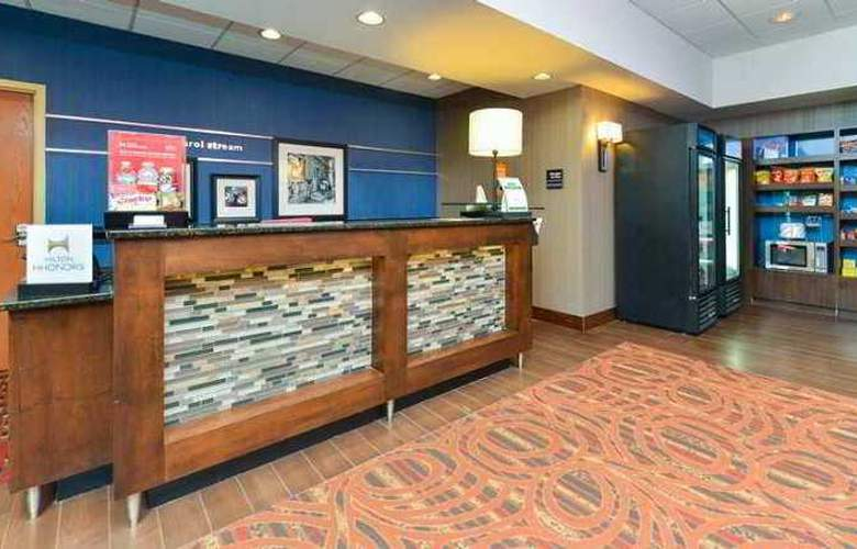 Hampton Inn Chicago-Carol Stream - Hotel - 0