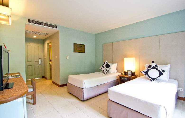 Green Park Resort - Room - 13