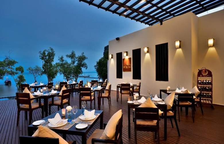 Bhu Nga Thani Resort and Spa - Restaurant - 26