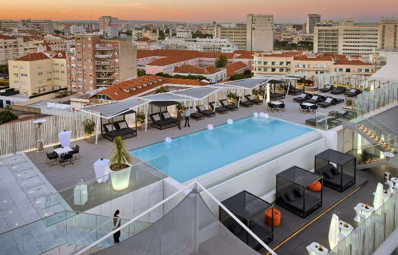 EPIC SANA LISBOA - Pool - 8