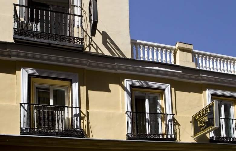 Matheu Hostal - Hotel - 0