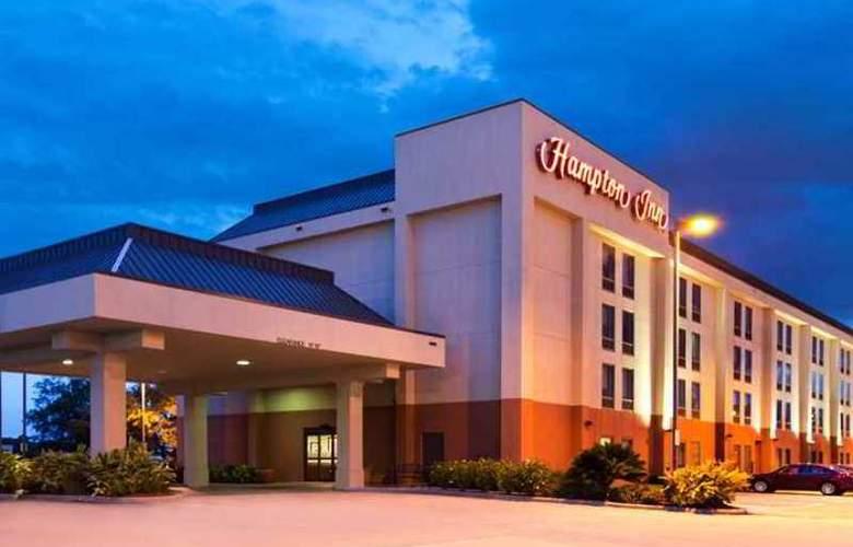 Hampton Inn Houston I-10W Energy Corridor - Hotel - 10