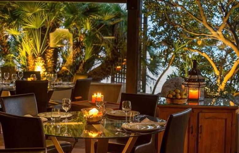 Capo San Vito Hotel - Restaurant - 3