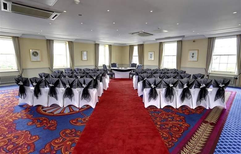 Best Western Stoke-On-Trent Moat House - Hotel - 47