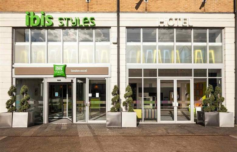 Ibis Styles London Excel Hotel - Hotel - 4