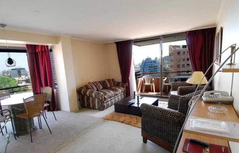 Aconcagua Apart Hotel - Room - 4