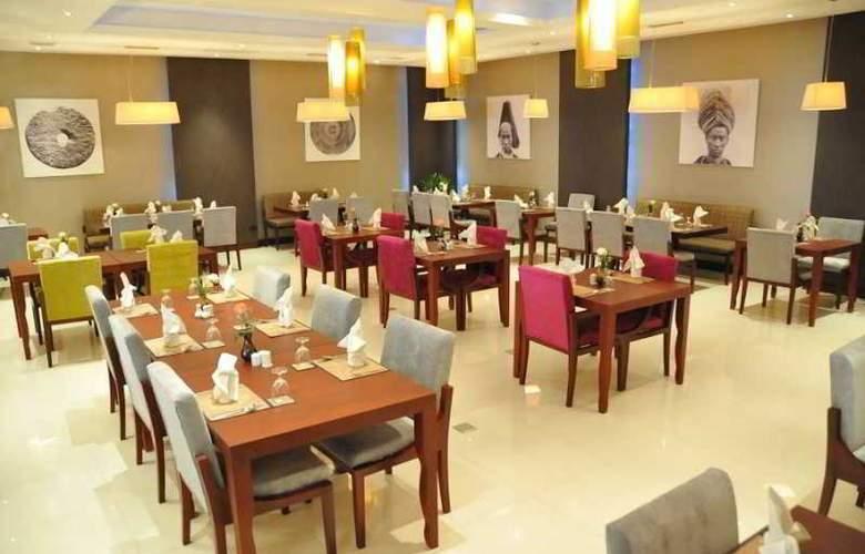 Mercure Vientiane - Restaurant - 20