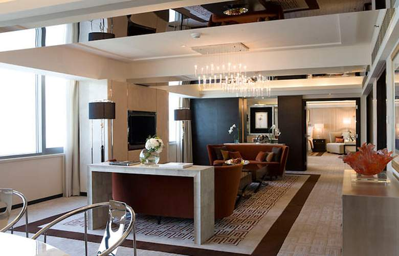 Hong Kong SkyCity Marriott Hotel - Room - 10