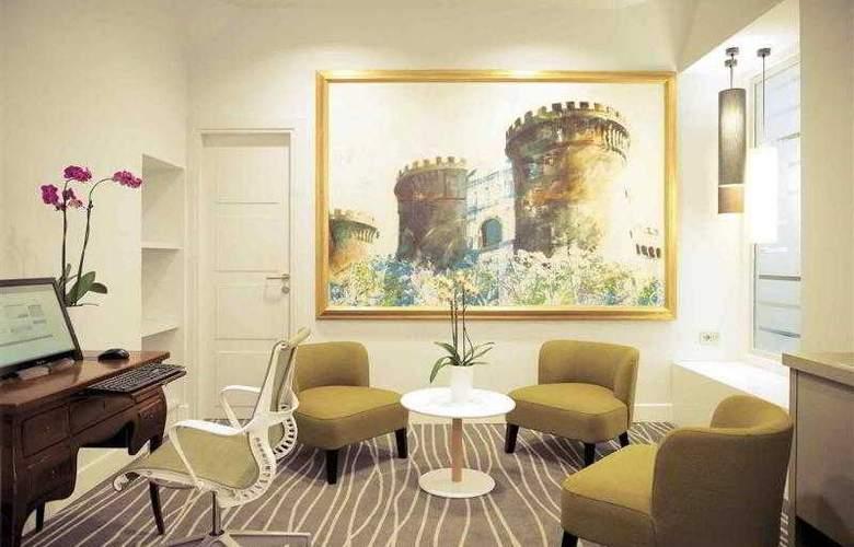 Mercure Napoli Centro Angioino - Hotel - 33