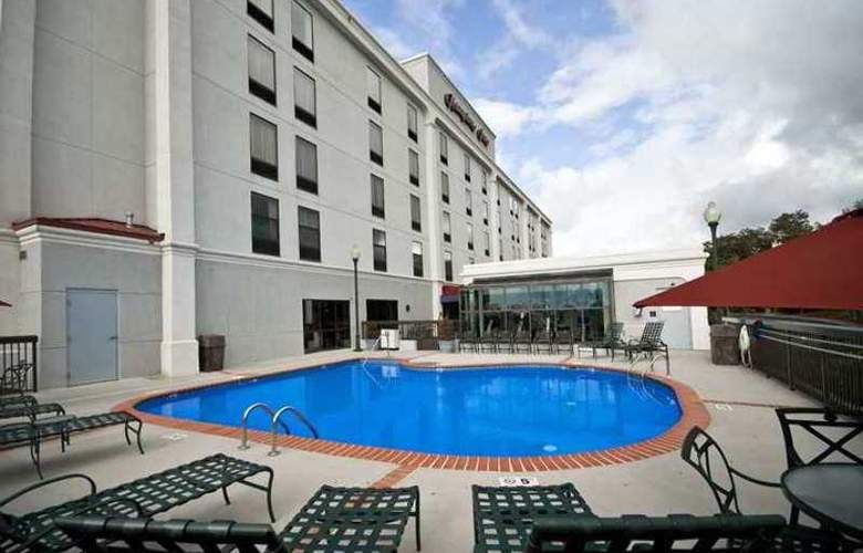 Hampton Inn Christiansburg/Blacksburg - Hotel - 5