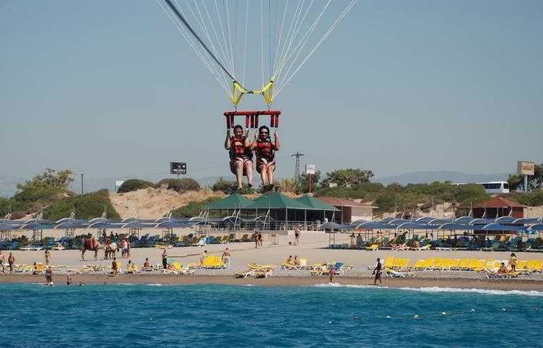 Laphetos Beach Resort & Spa - Beach - 7