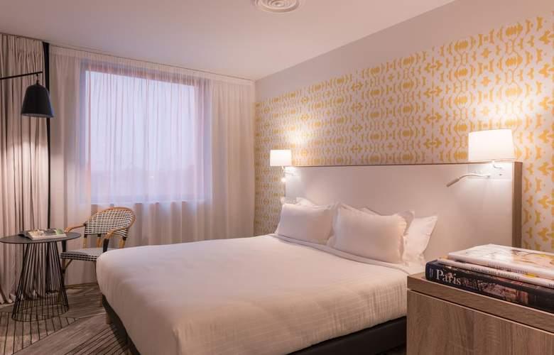 Hotel The Originals Paris Maison Montmartre - Room - 6