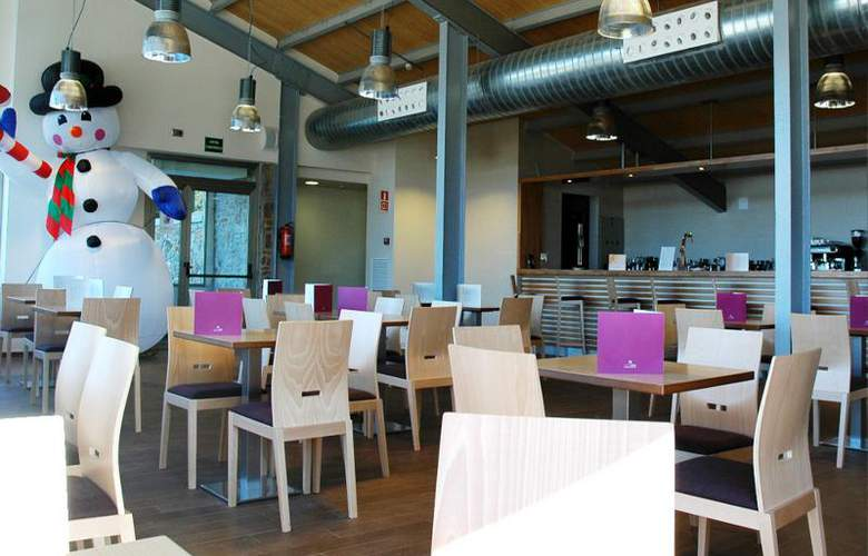 Sercotel Hotel & Spa La Collada - Restaurant - 17