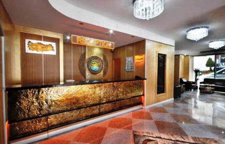 Rhisos Hotel Bostanci - General - 1