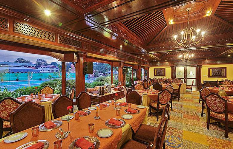 Hotel de l'Annapurna - Restaurant - 8