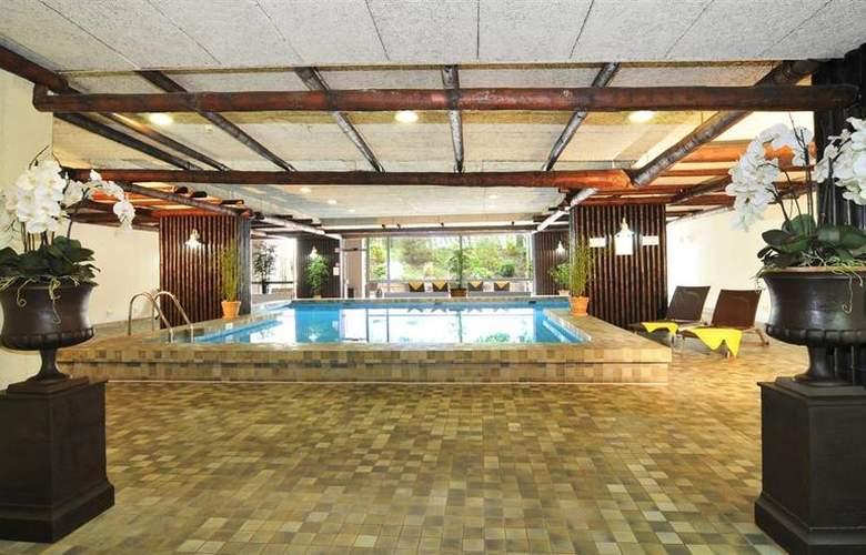 Best Western Leoso Hotel Leverkusen - Pool - 71