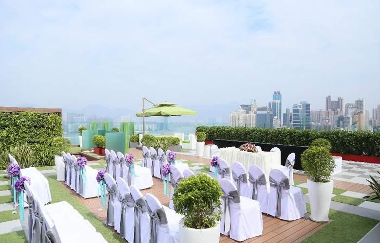 The Park Lane Hong Kong - Terrace - 45