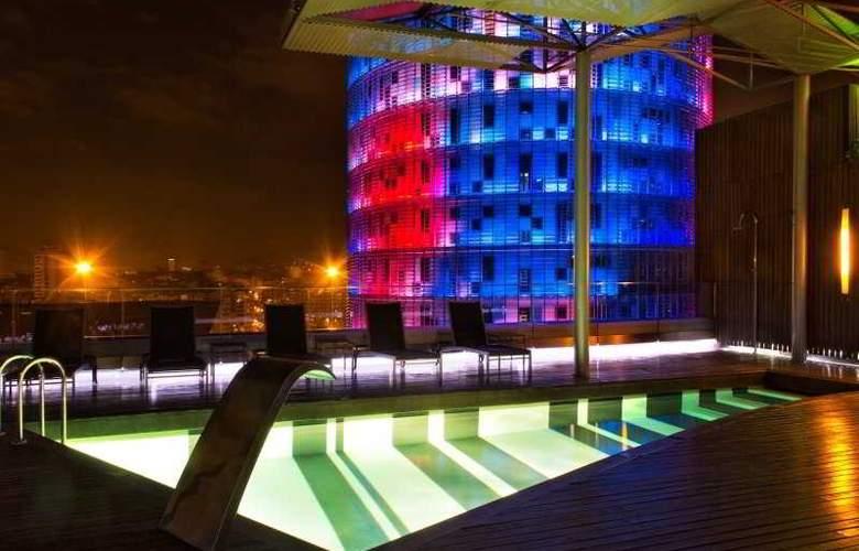 The Gates Diagonal Barcelona - Pool - 11