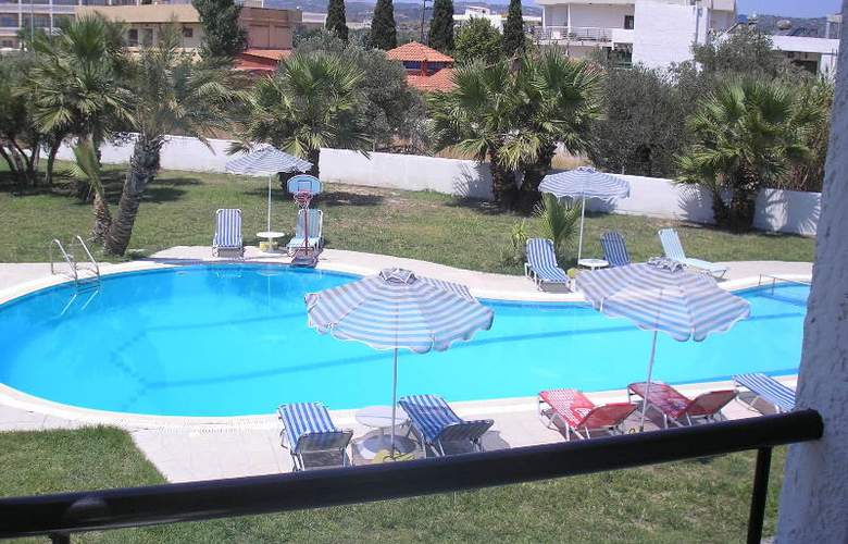 Argo Hotel - Pool - 2