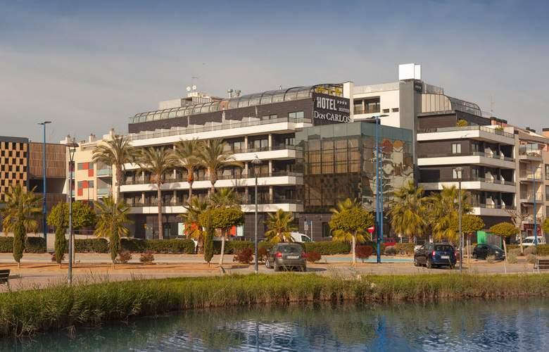 RH Don Carlos de Peñíscola - Hotel - 0
