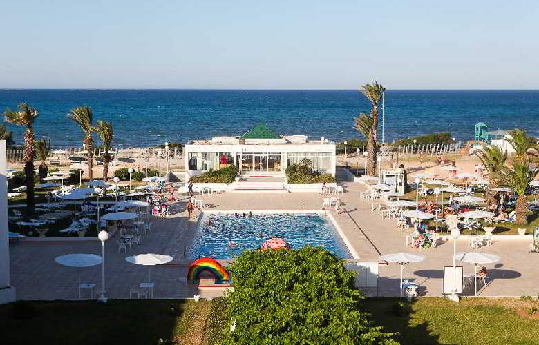 El Mouradi Cap Mahdia - Hotel - 5