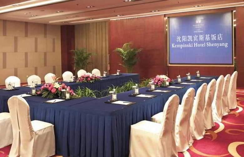 Kempinski Shenyang - Conference - 8