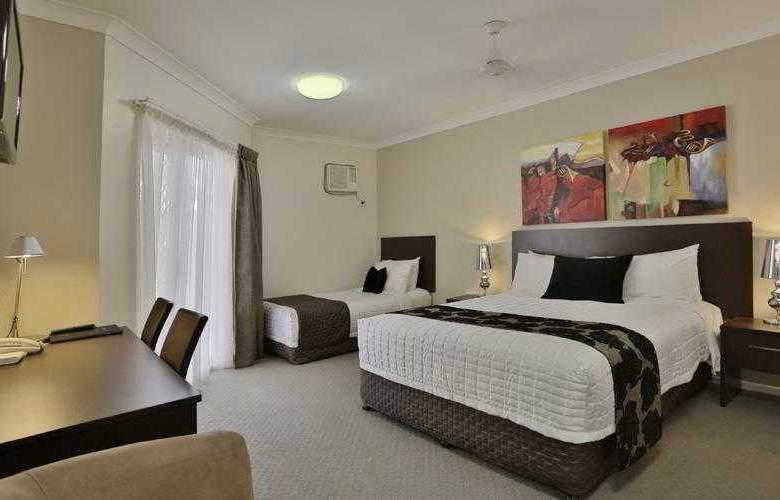 BEST WESTERN Kimba Lodge Motel - Hotel - 27