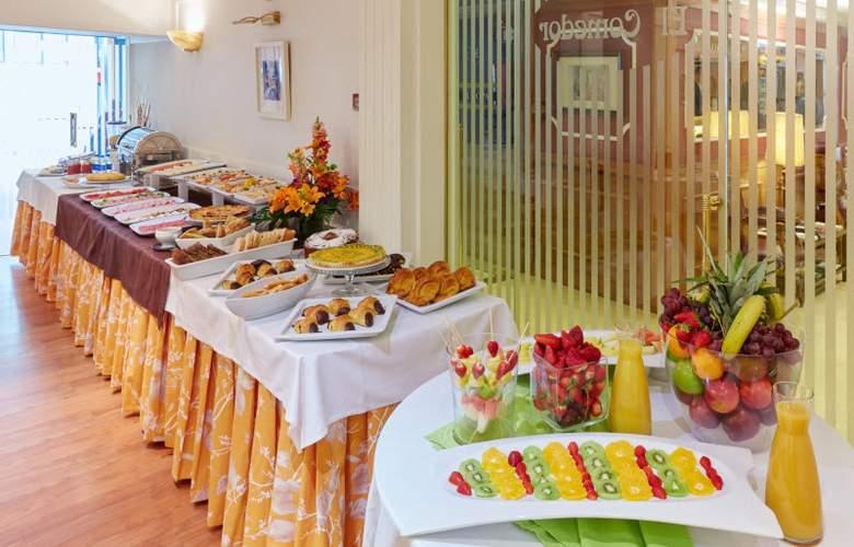 Sercotel Europa San Sebastian - Restaurant - 26