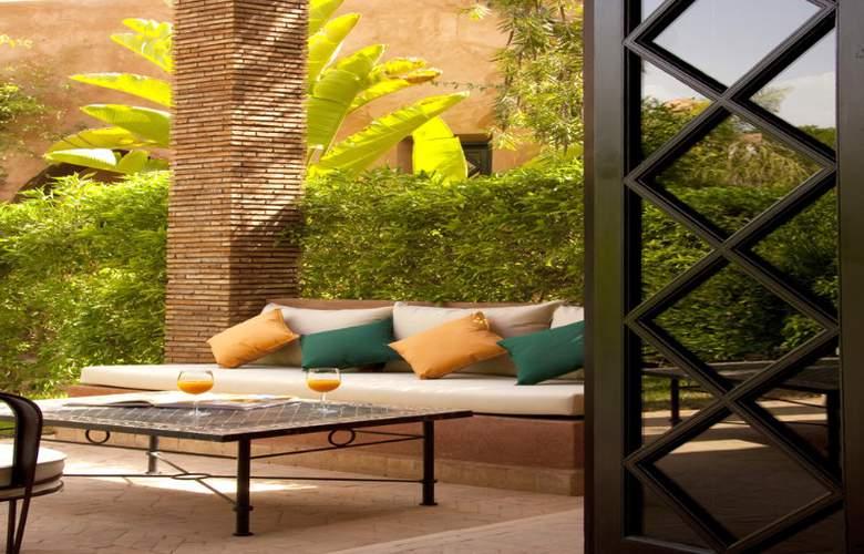 Mosaic palais aziza & SPA - Terrace - 6
