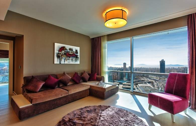 BYOTELL FLORA RESIDENCE - Room - 9